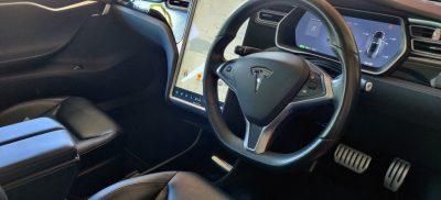 Tesla Model S P85 - 3
