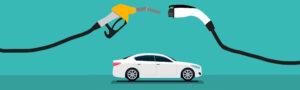 buy an electric car over a hybrid car