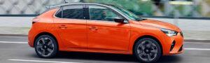 Buy an electric car - Vauxhall Corsa-e