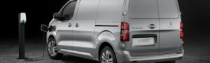 buy an electric van - peugeot e-expert